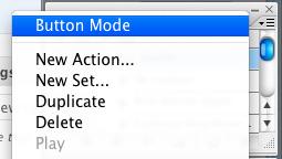 Action Menu