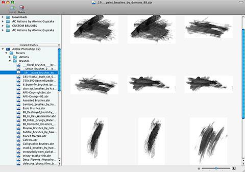 Brush Pilot for Mac